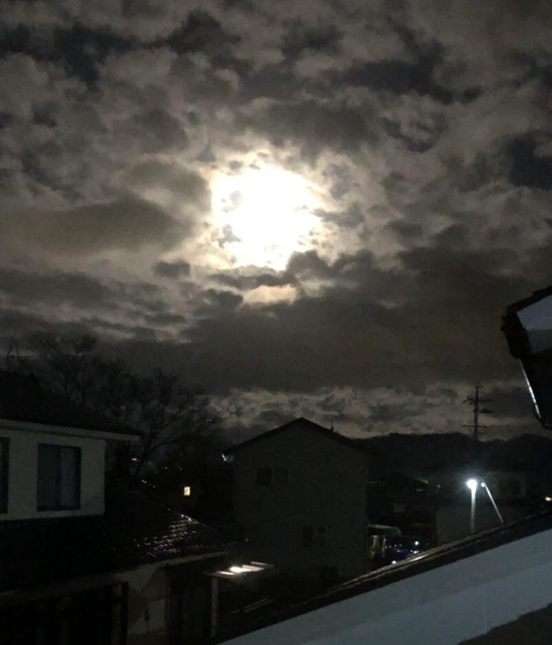 月夜に思う